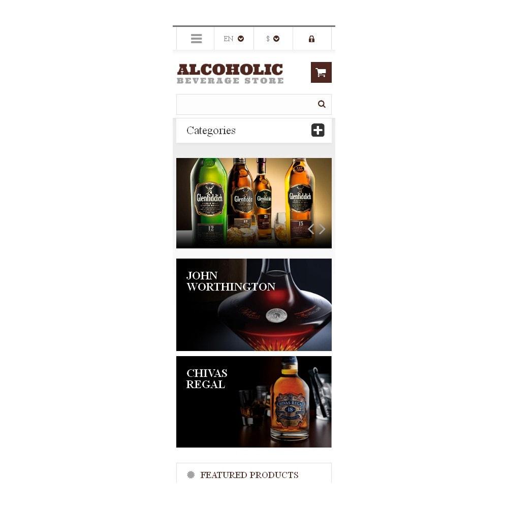theme - Alimentation & Restauration - Alcoholic Beverages Market - 9