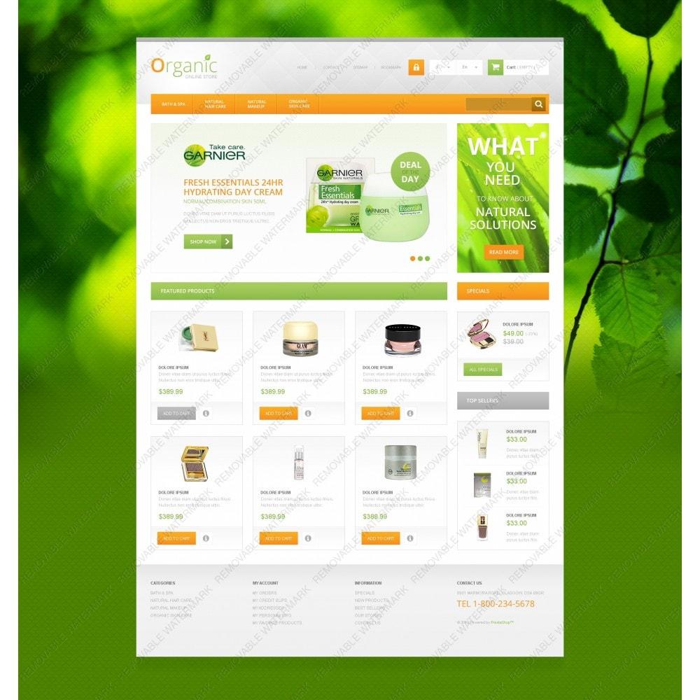 theme - Mode & Schoenen - Organic Cosmetics Store - 5