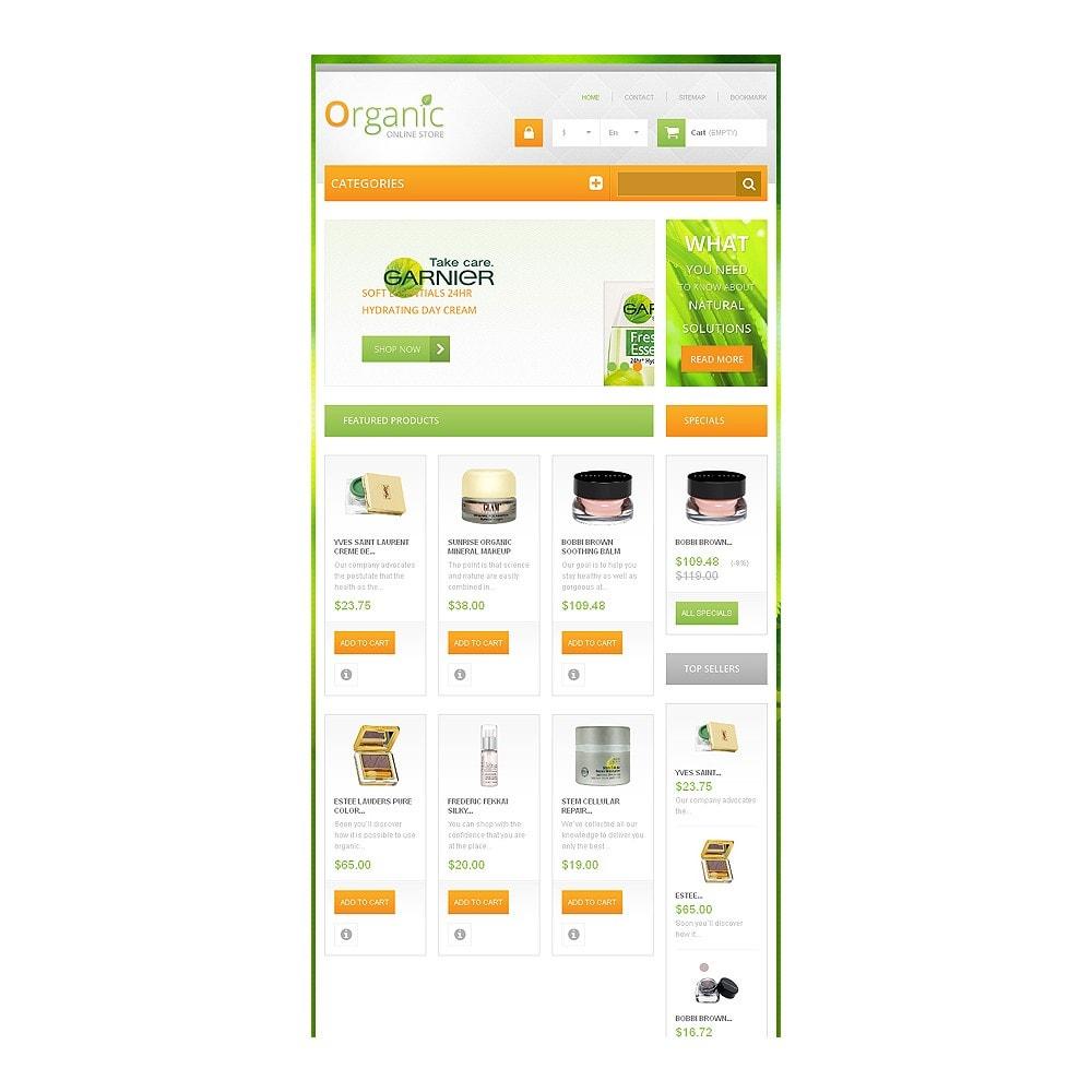 theme - Mode & Schoenen - Organic Cosmetics Store - 7