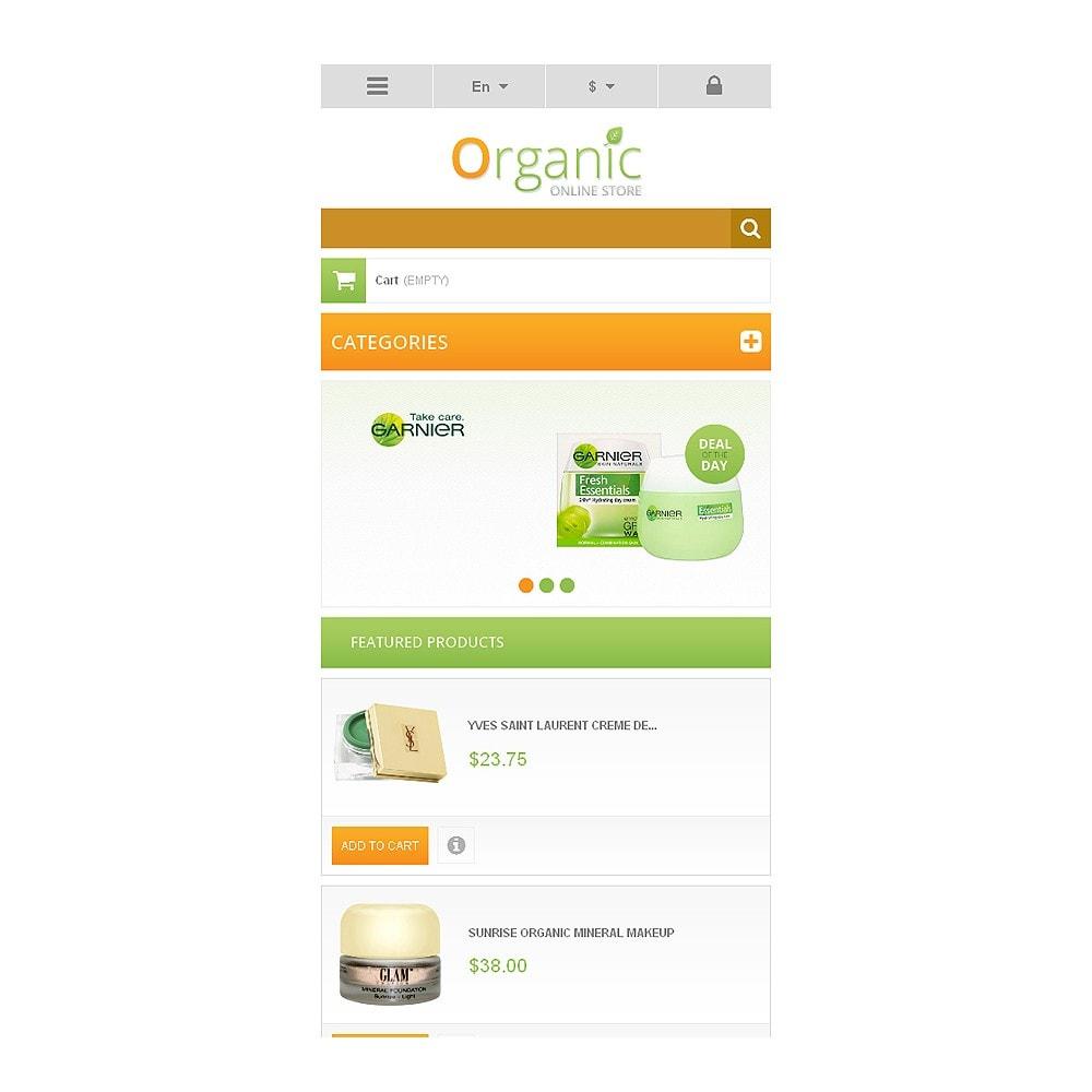 theme - Mode & Schoenen - Organic Cosmetics Store - 8