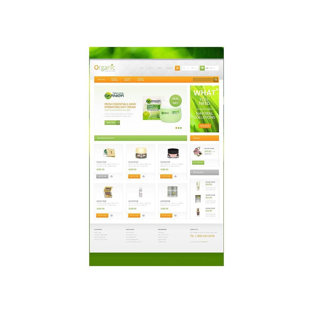 theme - Mode & Schoenen - Organic Cosmetics Store - 10