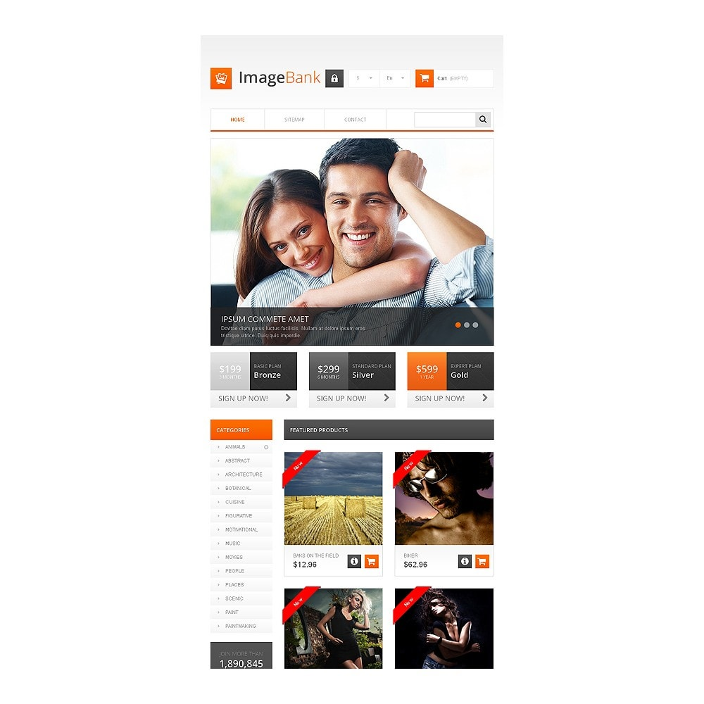 theme - Arte y Cultura - ImageBank - 7