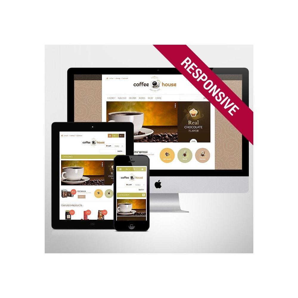 theme - Żywność & Restauracje - Coffee House - 1