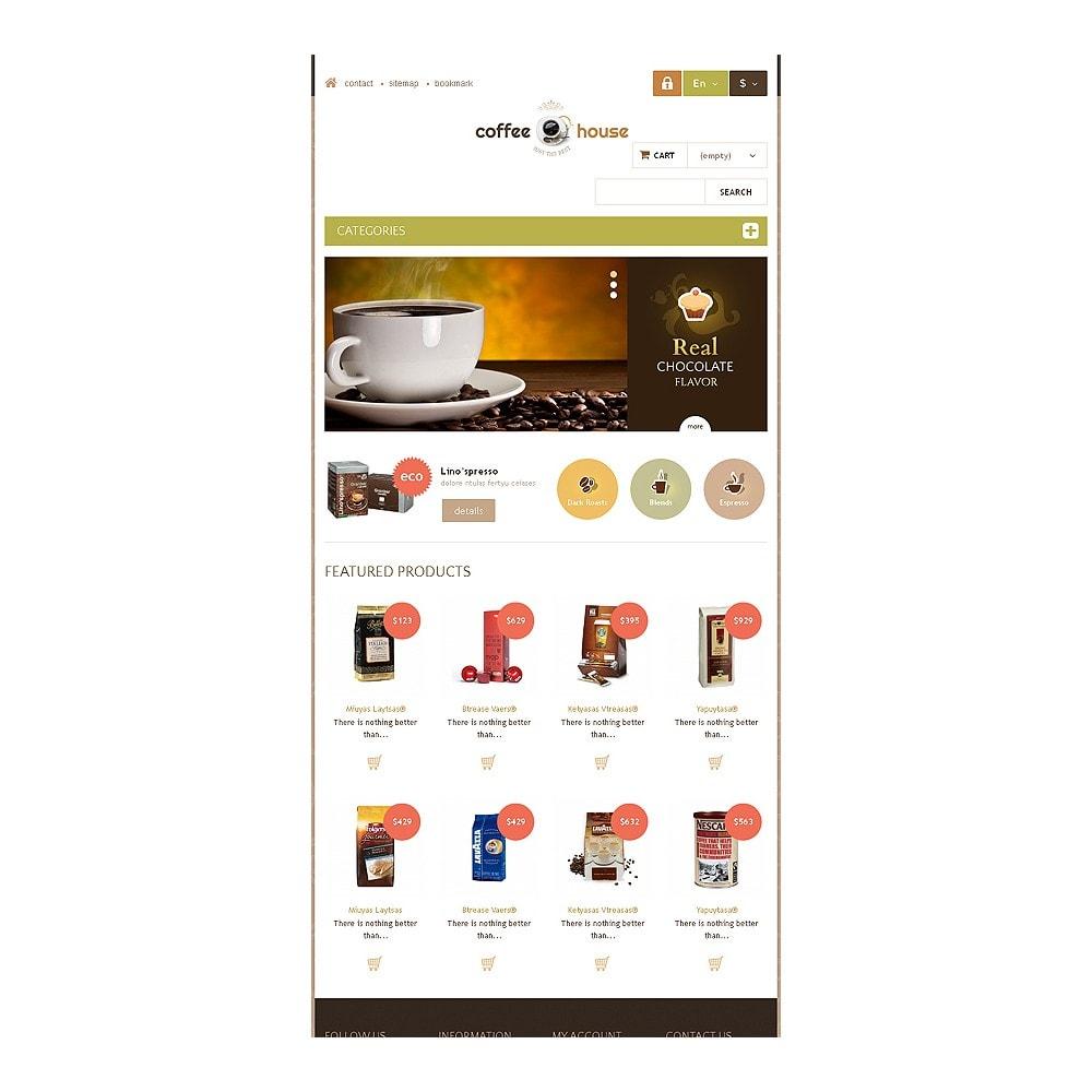 theme - Żywność & Restauracje - Coffee House - 7