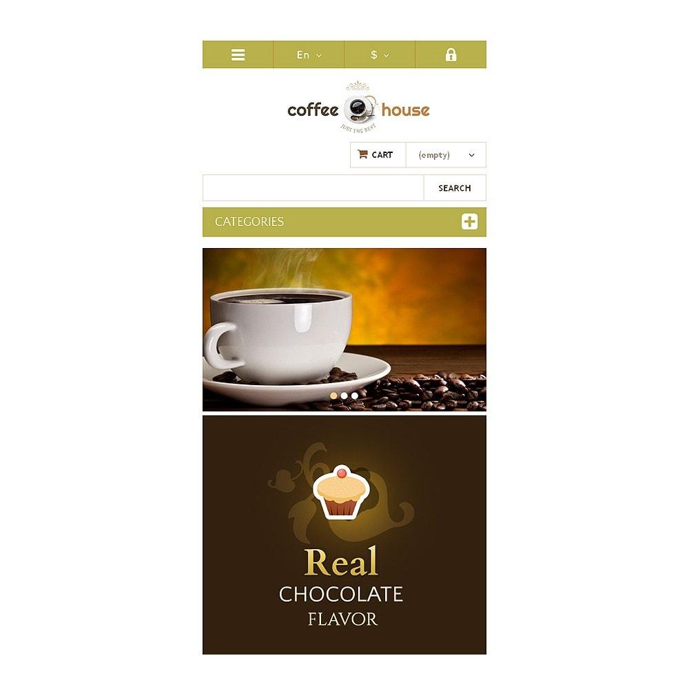theme - Żywność & Restauracje - Coffee House - 8