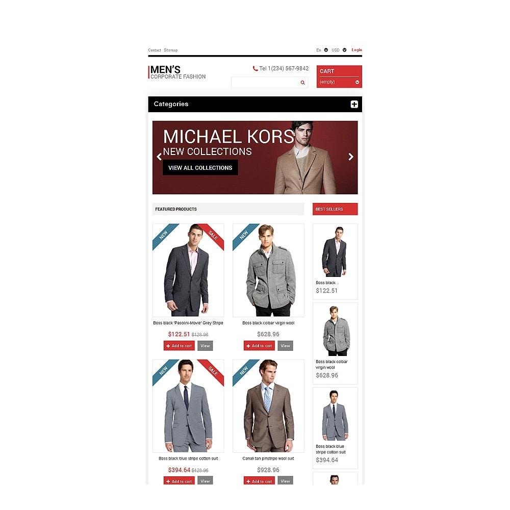 theme - Mode & Schoenen - Men's Corporate Style - 7