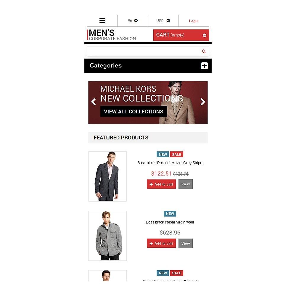theme - Mode & Schoenen - Men's Corporate Style - 8
