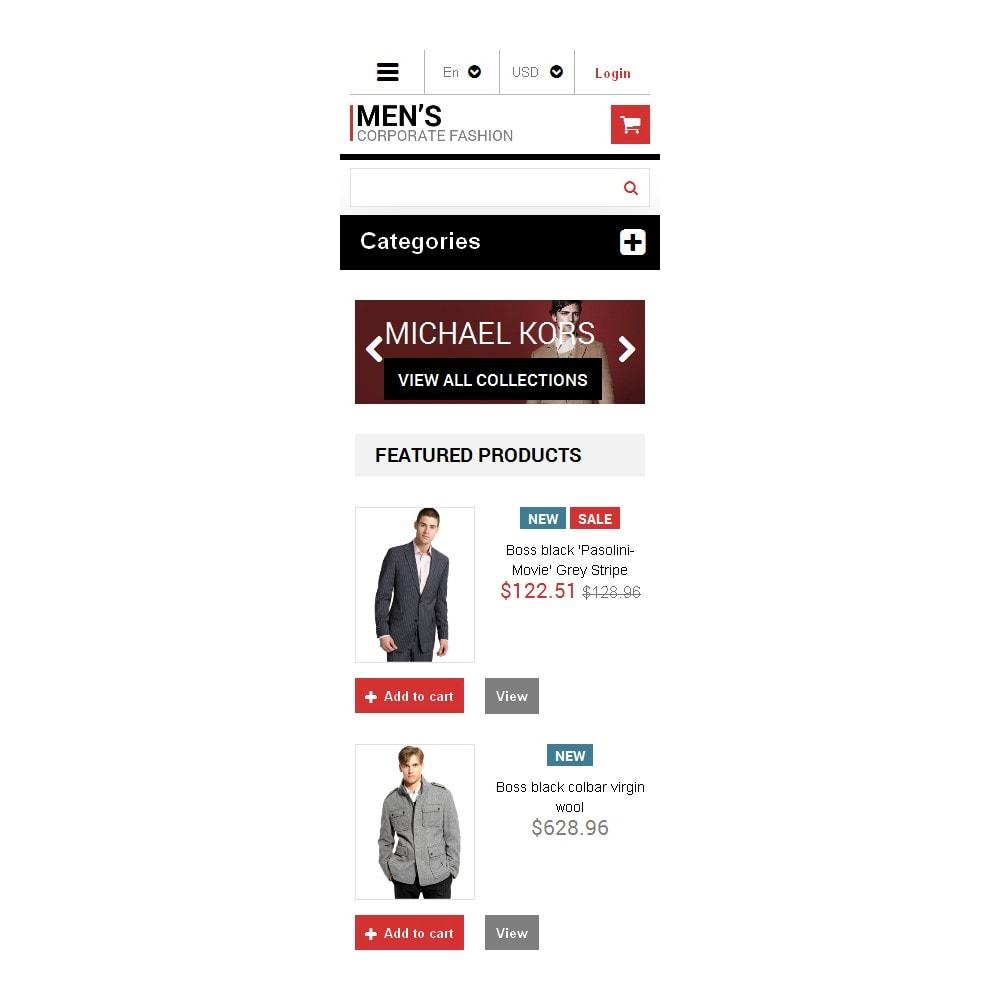 theme - Mode & Schoenen - Men's Corporate Style - 9