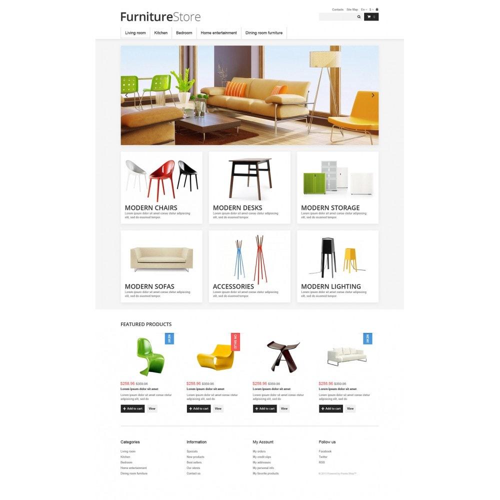 theme - Art & Culture - Magasin de meubles propre - 2