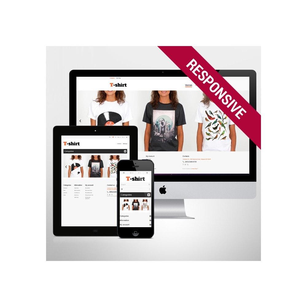 theme - Moda & Calzature - Multipurpose TShirts - 1
