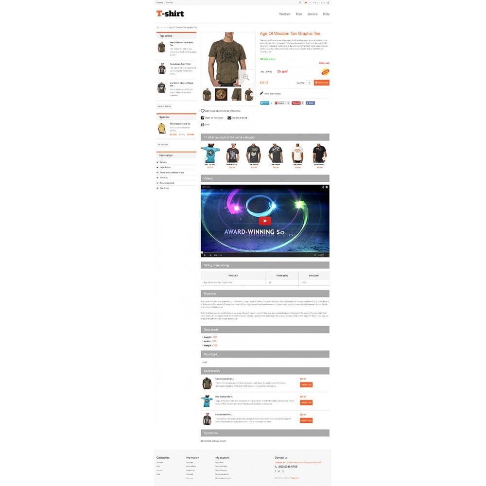 theme - Moda & Calzature - Multipurpose TShirts - 6