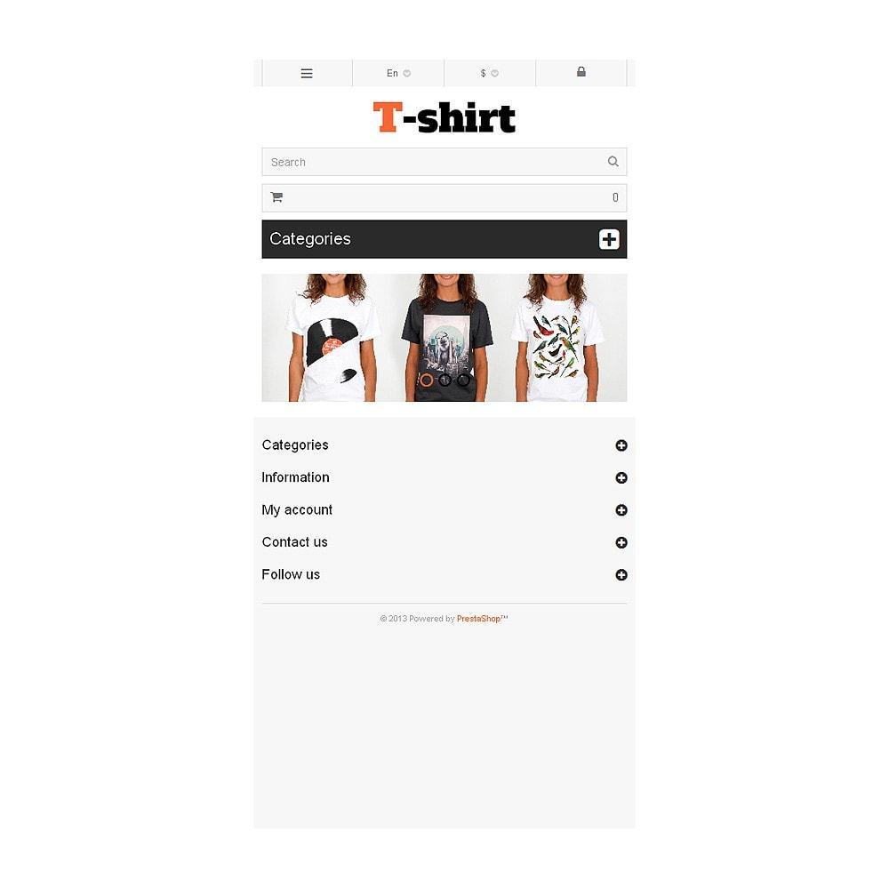 theme - Moda & Calzature - Multipurpose TShirts - 8