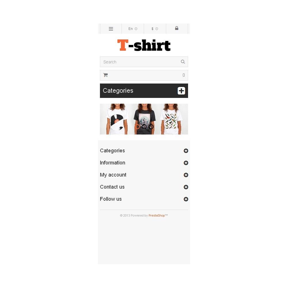 theme - Moda & Calzature - Multipurpose TShirts - 9