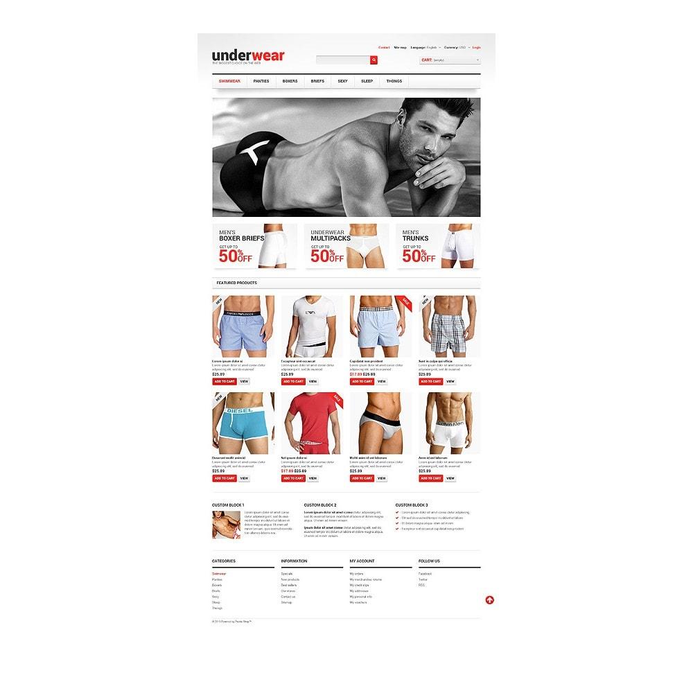theme - Fashion & Shoes - Men's Underwear - 10