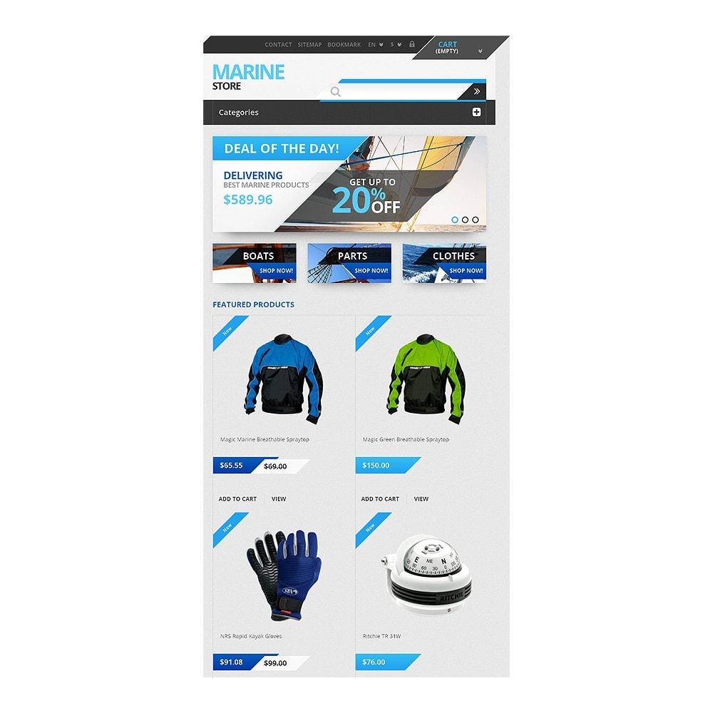 theme - Sport, Attività & Viaggi - Tech  Gear - 7