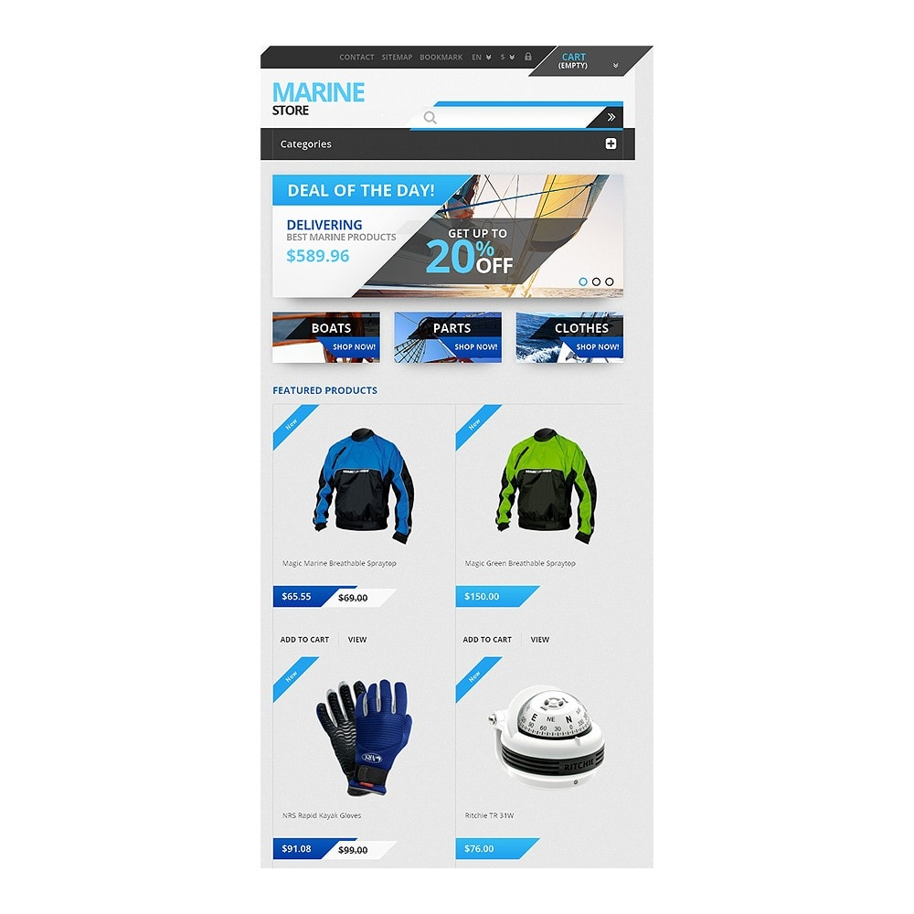 theme - Sport, Loisirs & Voyage - Tech  Gear - 7