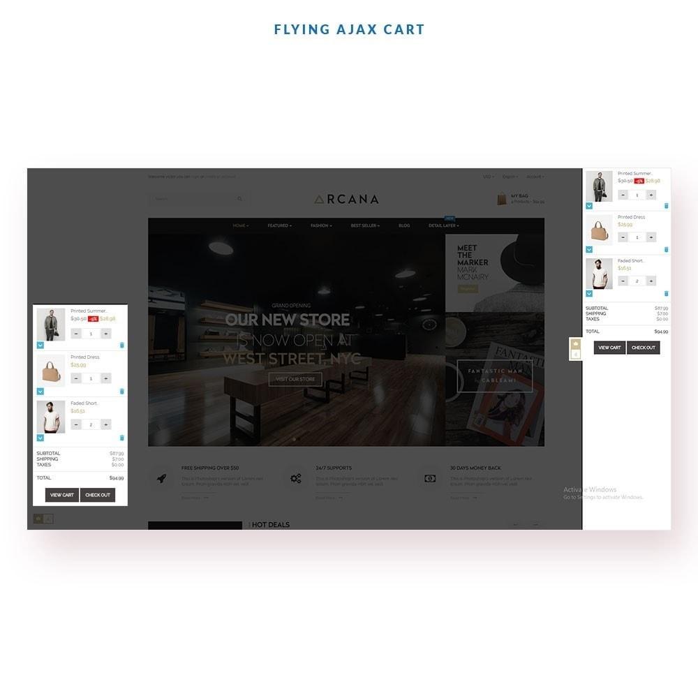 theme - Moda & Calzature - Leo Arcana - 2