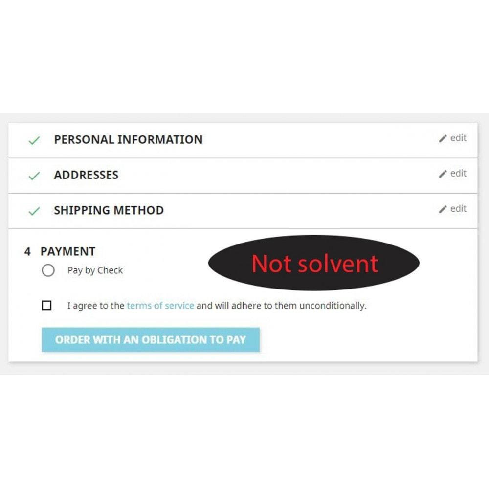 module - Bezpieczeństwa & Dostępu - Swiss Solvency Check - 3