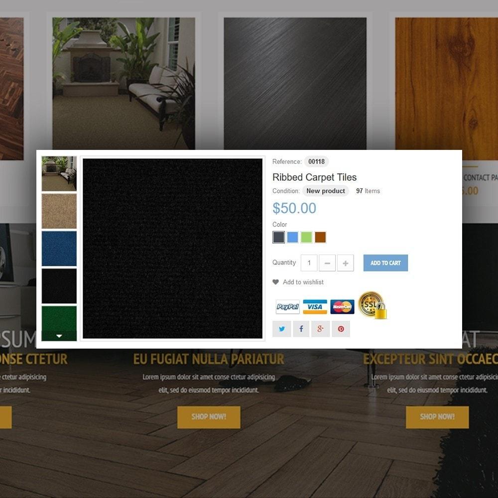 theme - Kunst & Kultur - Premium Flooring - Flooring Store - 5
