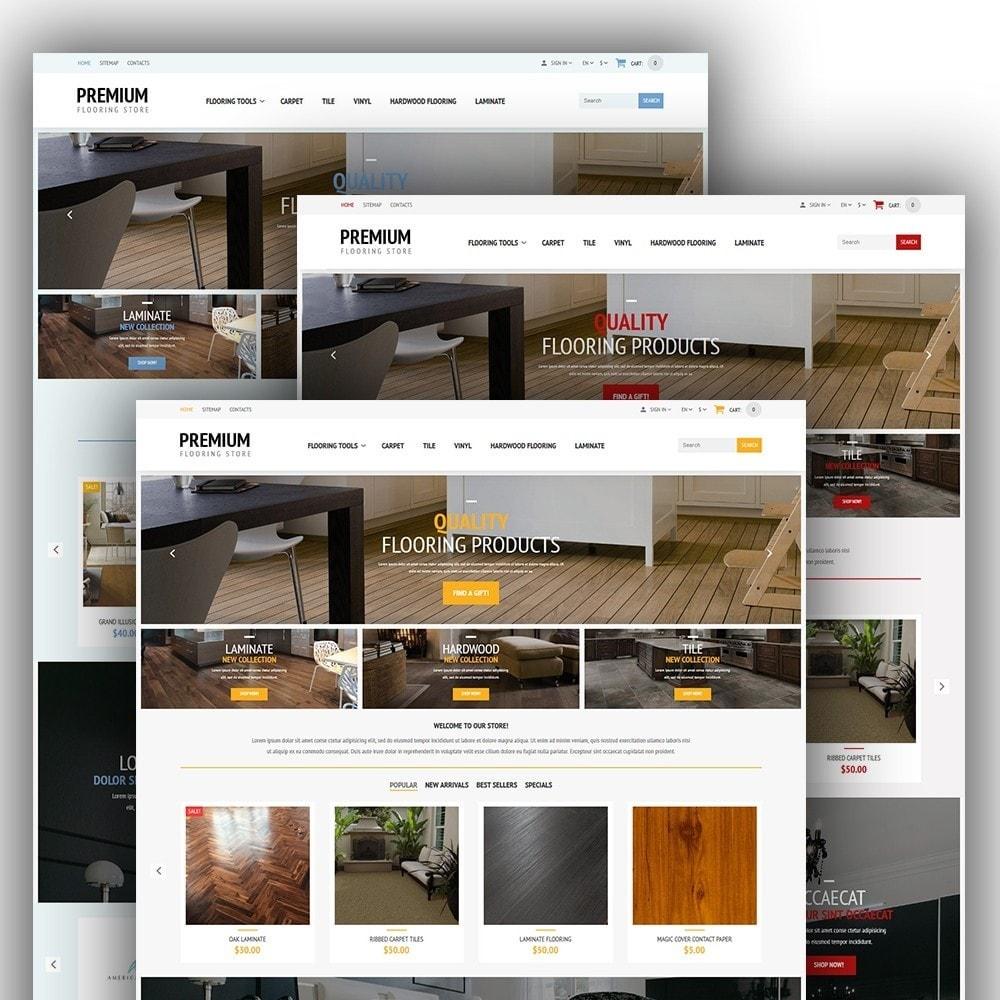 theme - Искусство и Культура - Premium Flooring - Flooring Store - 2