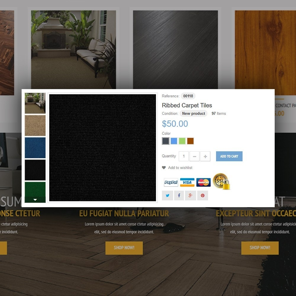 theme - Искусство и Культура - Premium Flooring - Flooring Store - 5