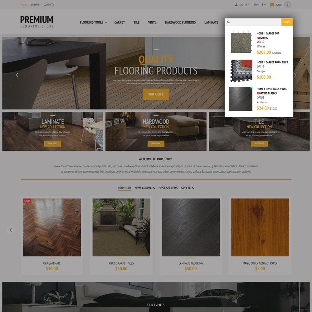 theme - Искусство и Культура - Premium Flooring - Flooring Store - 6
