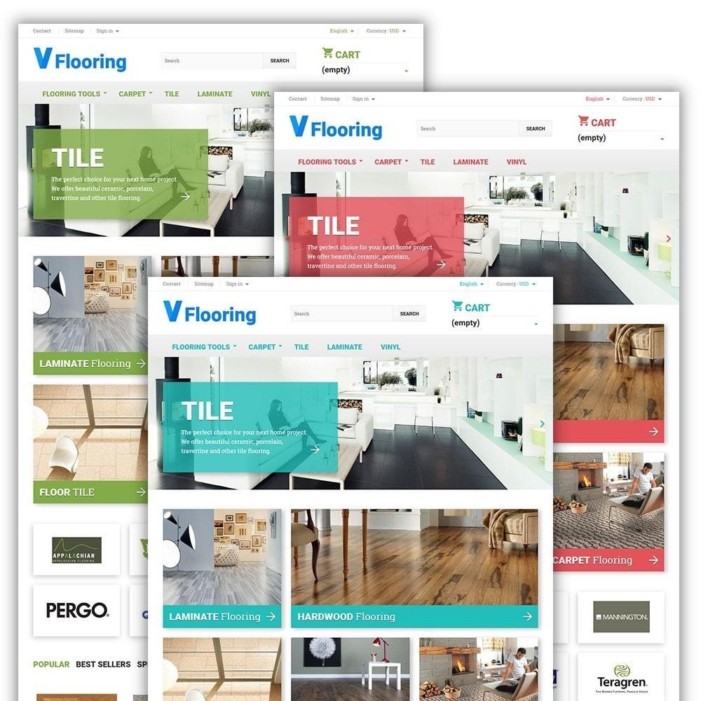 theme - Kunst & Kultur - Flooring - 2