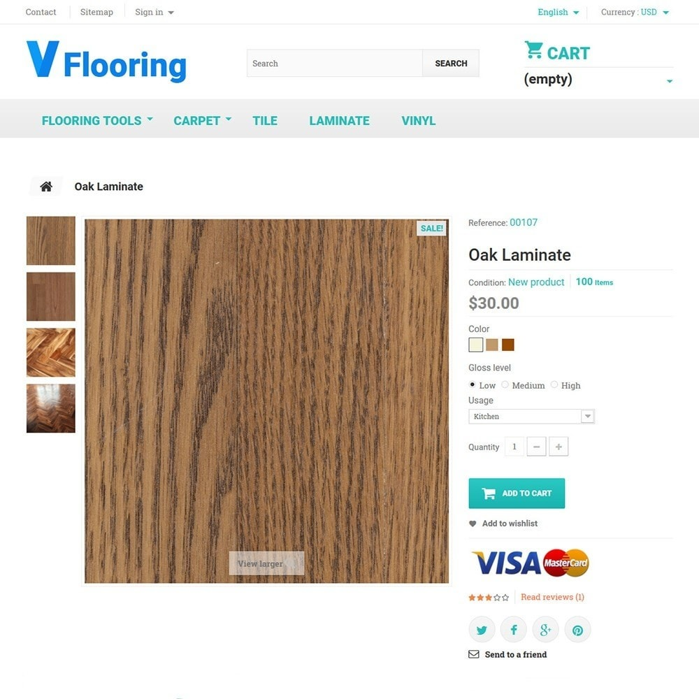 theme - Kunst & Kultur - Flooring - 3