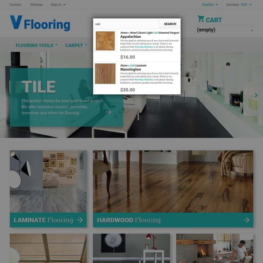 theme - Kultura & Sztuka - Flooring - 6