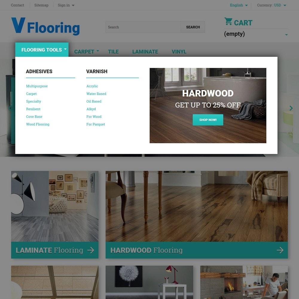 theme - Искусство и Культура - Flooring - 4