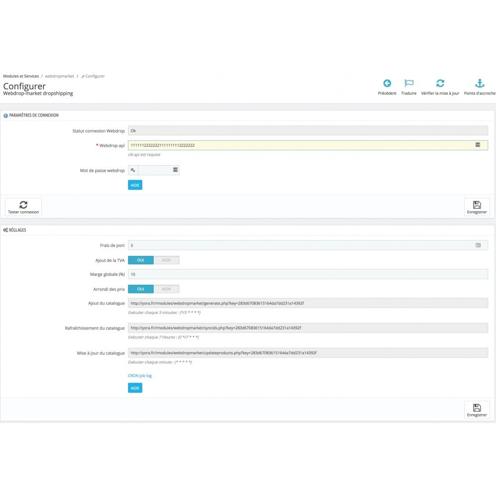 module - Dropshipping - Module dropshipping webdrop-market - 1