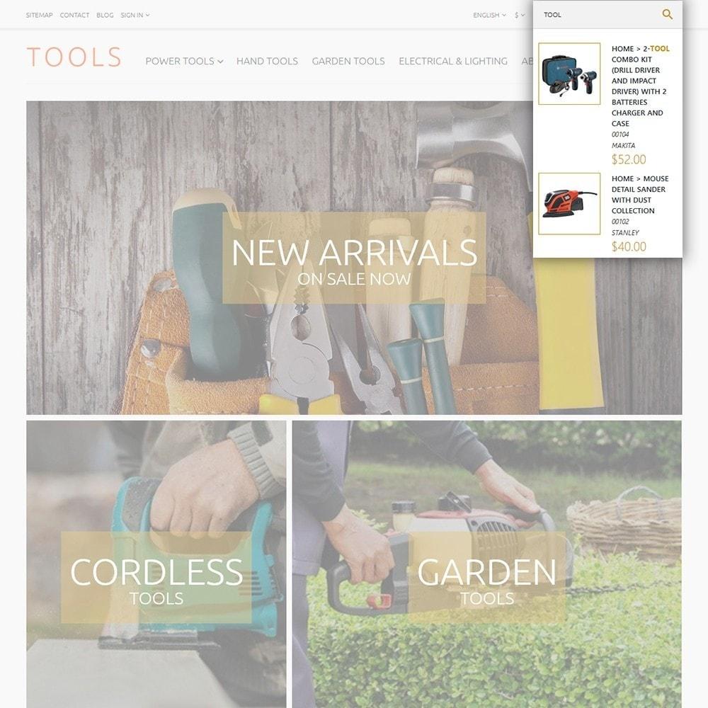theme - Hogar y Jardín - Tools - Tools & Equipment - 6