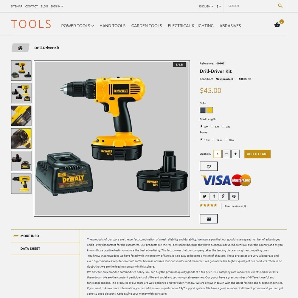 theme - Дом и сад - Tools - Tools & Equipment - 3