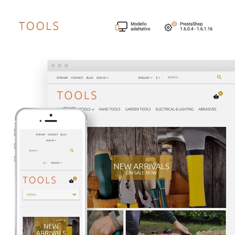 theme - Casa & Giardino - Tools - Tools & Equipment - 1