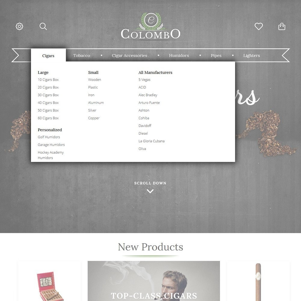 theme - Maison & Jardin - Colombo - Tobacco & Sigars Store - 5