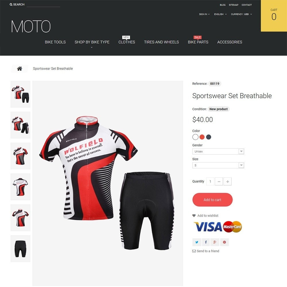 theme - Auto's & Motoren - Moto - Bike Shop - 3