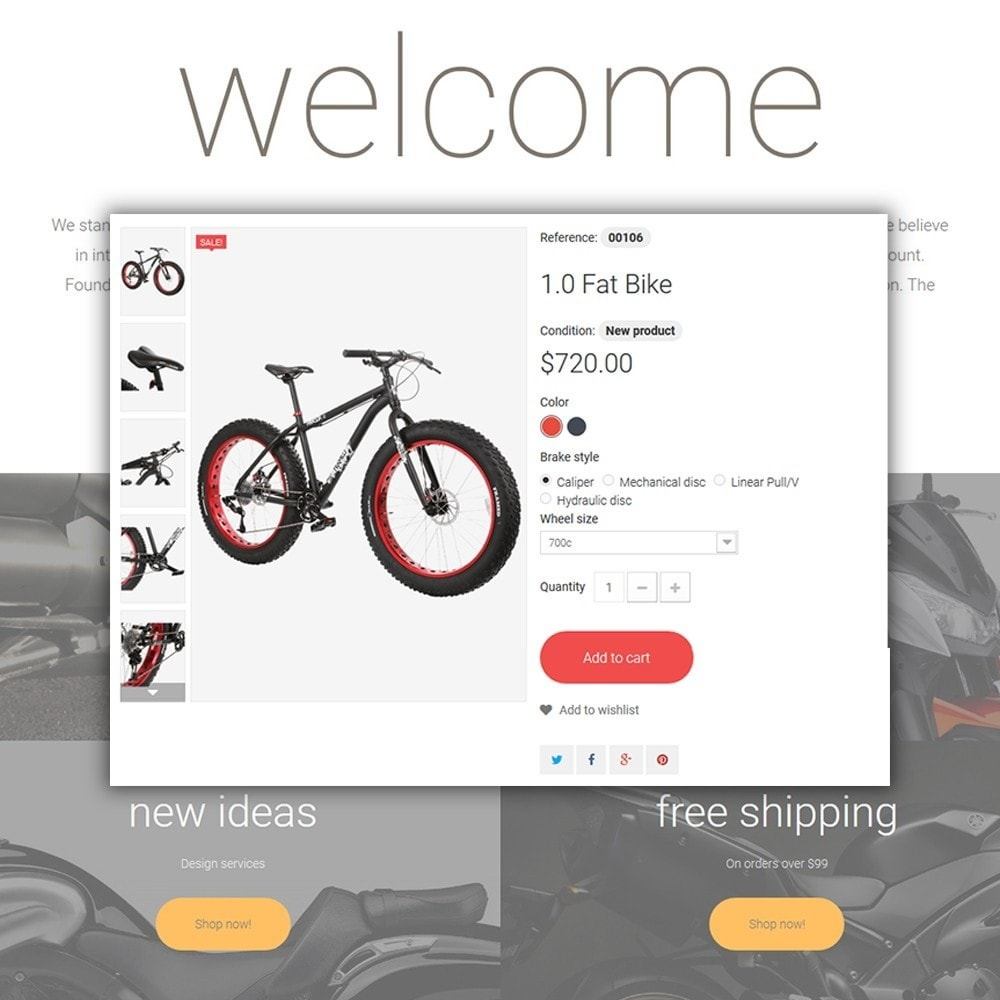 theme - Auto's & Motoren - Moto - Bike Shop - 5