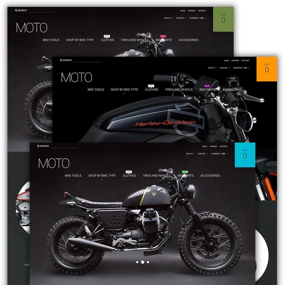theme - Coches y Motos - Moto - Bike Shop - 2