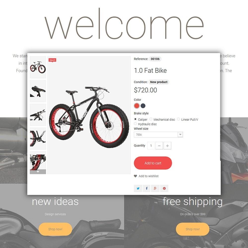 theme - Coches y Motos - Moto - Bike Shop - 5