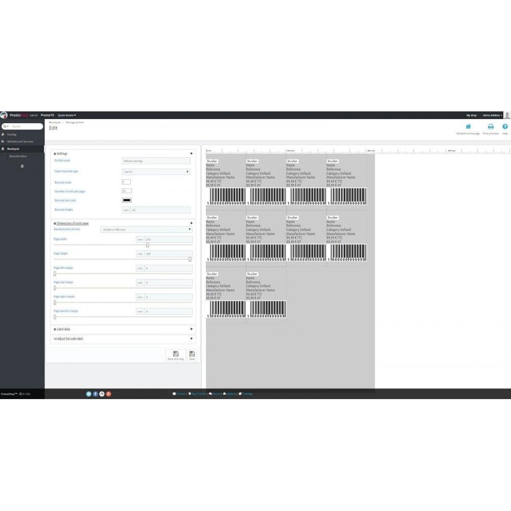 module - Stock & Supplier Management - BqBarcodegeneration - 4