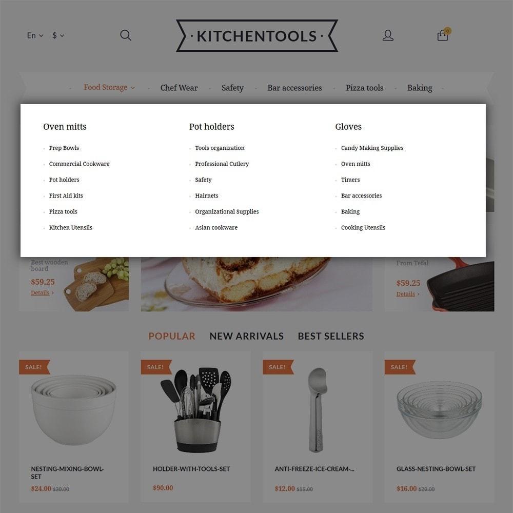theme - Искусство и Культура - Kitchen Tools - 4