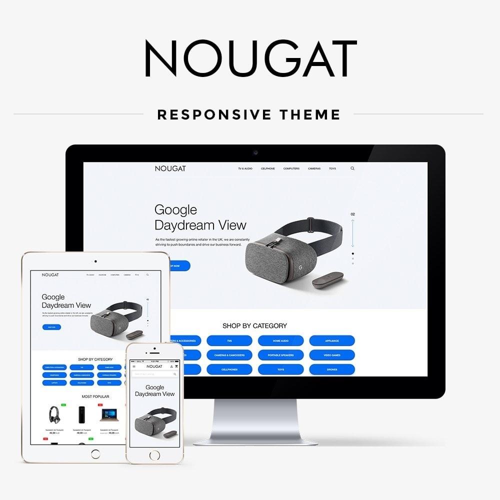 theme - Электроника и компьютеры - Nougat - High-tech Shop - 1