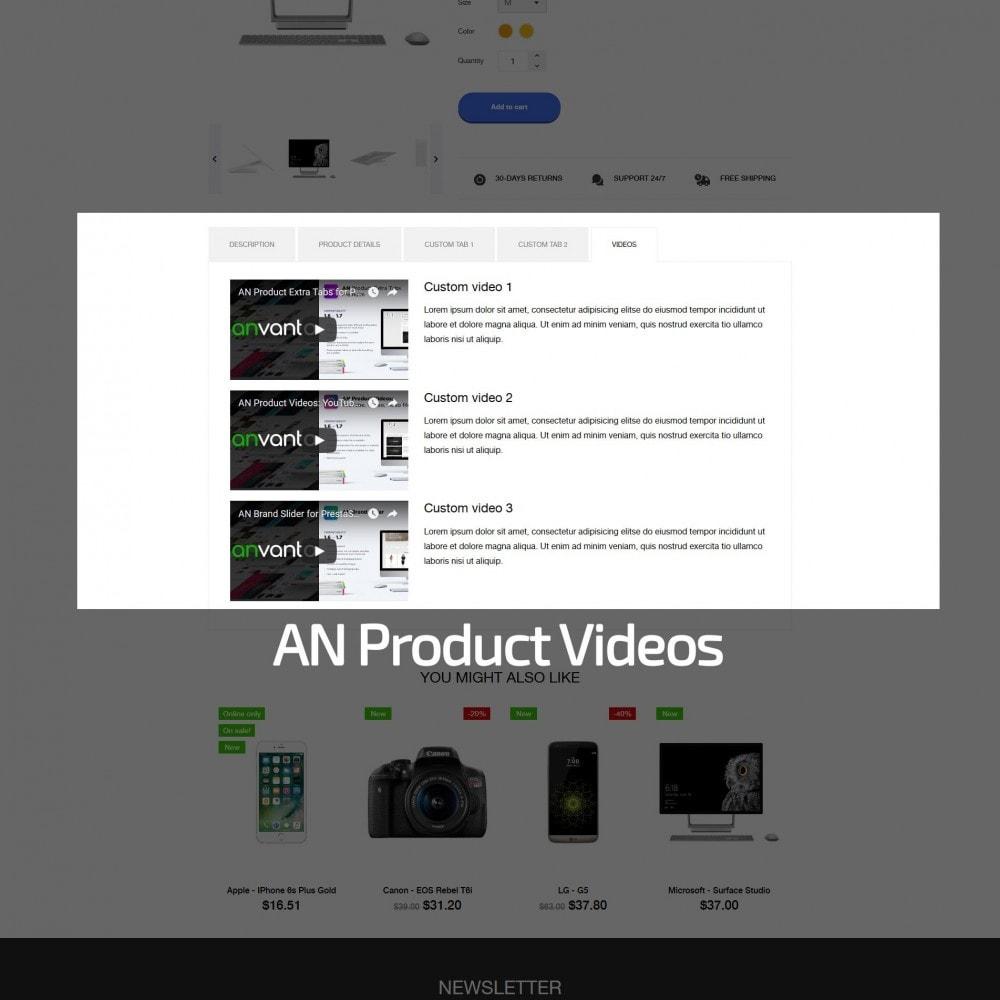 theme - Электроника и компьютеры - Nougat - High-tech Shop - 8