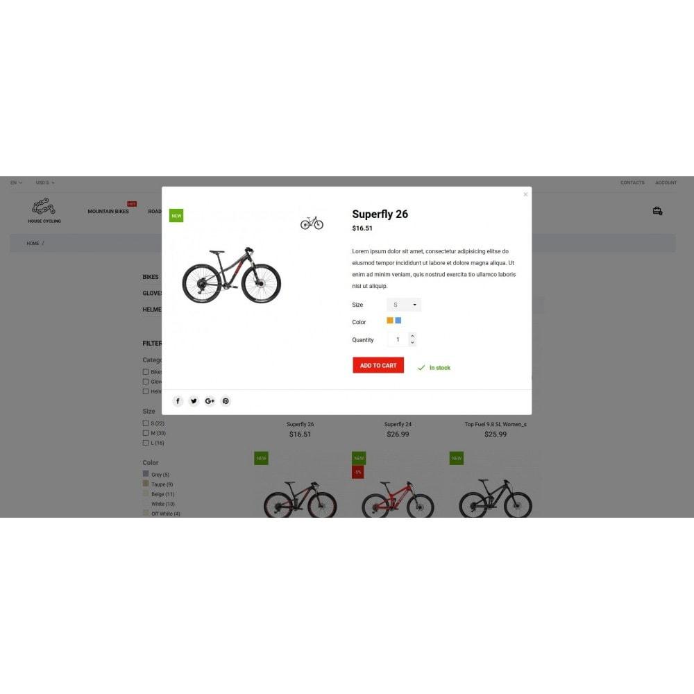 theme - Desporto, Actividades & Viagens - House Cycling - 4