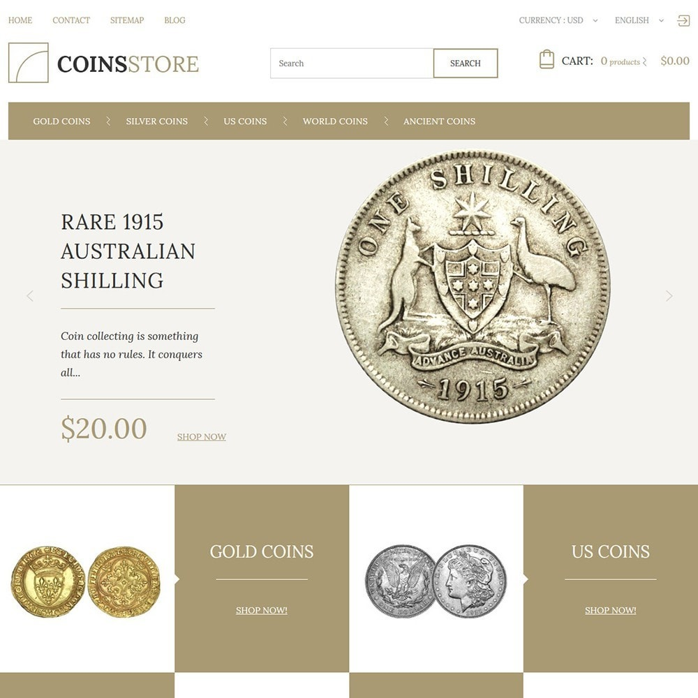 theme - Huis & Buitenleven - Coin Store - 2
