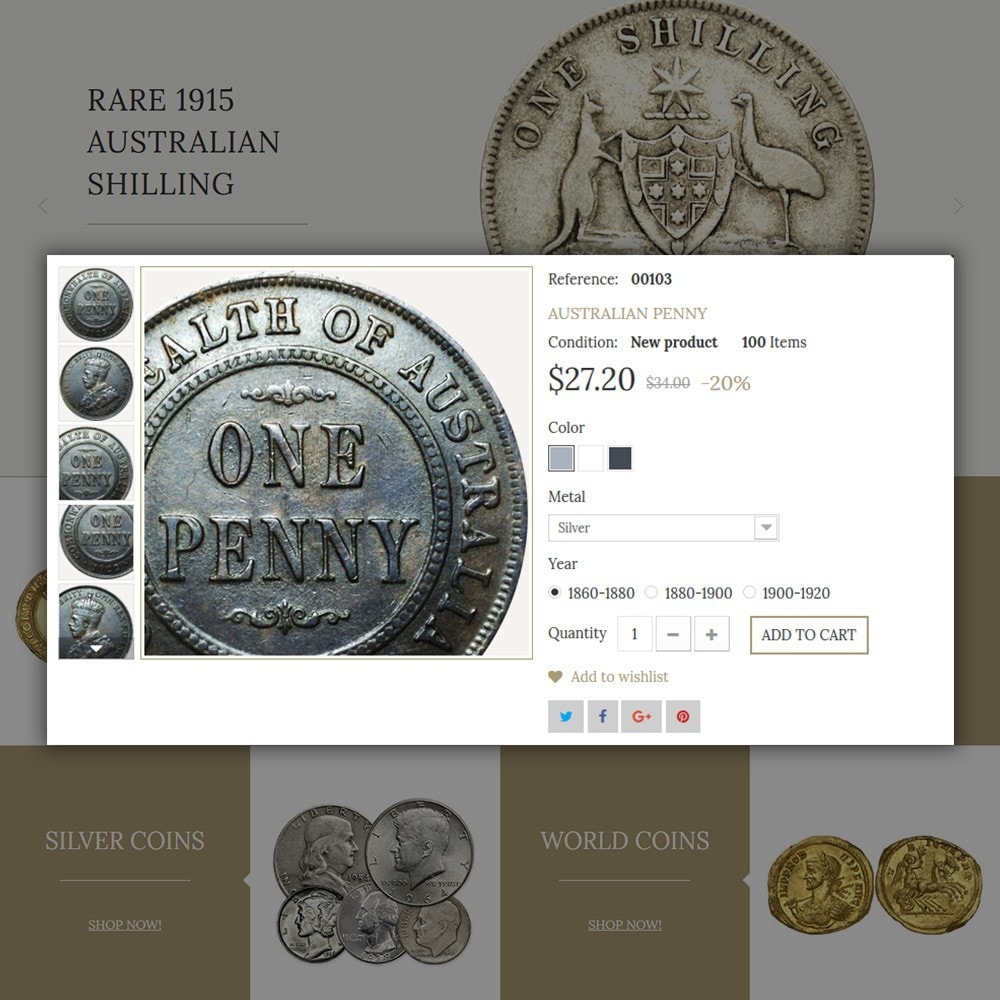 theme - Hogar y Jardín - Coin Store - 4