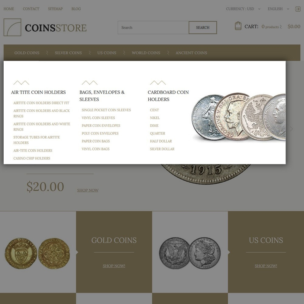 theme - Дом и сад - Coin Store - 6