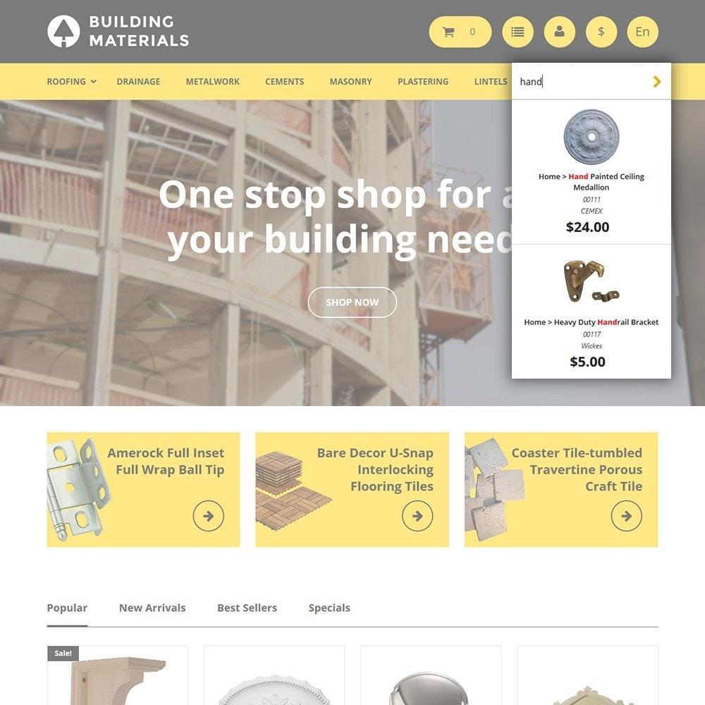 theme - Maison & Jardin - Building Materials - Building Store - 6