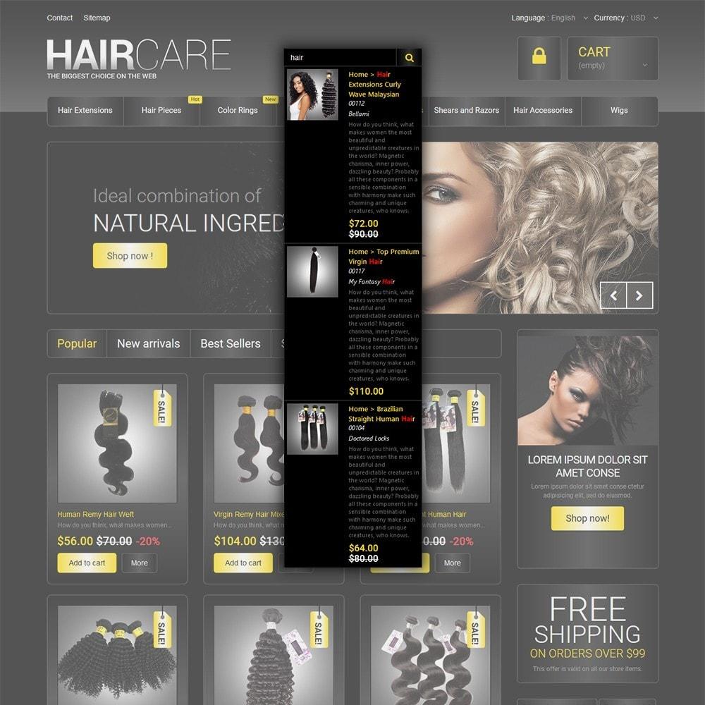 theme - Moda & Calzature - HairCare - The Biggest Choice On The Web - 6