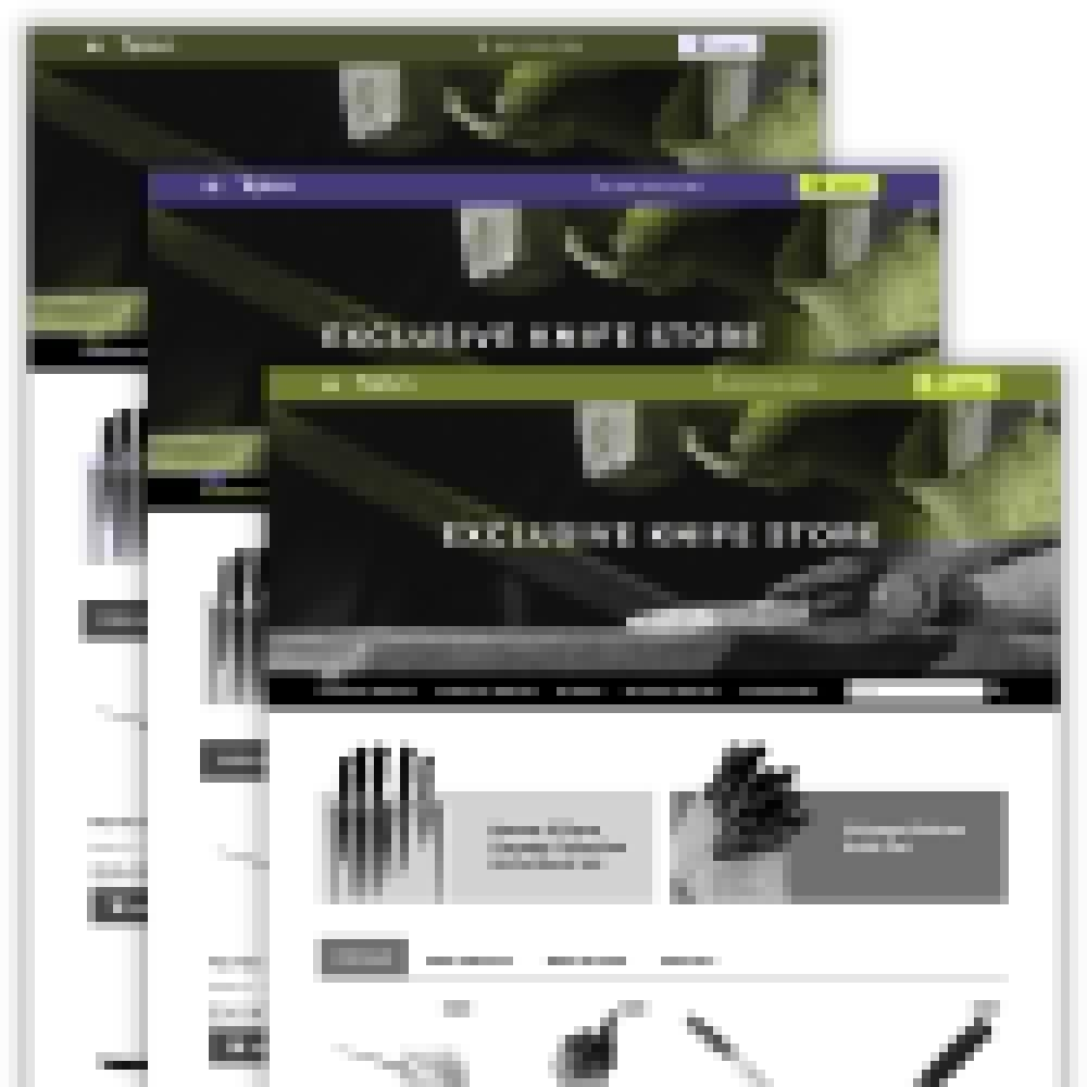 theme - Arte y Cultura - Knives - Housewares Store - 2
